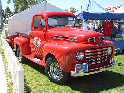 Ford Freighter Pickup