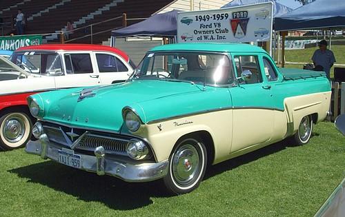Ford Mainline ute
