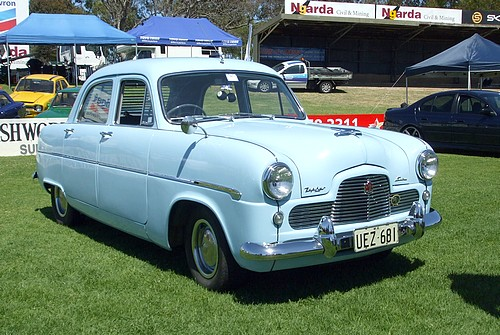Ford Zephyr Six