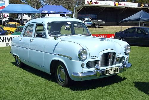Ford Zephyr Six