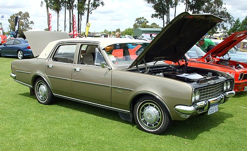 1970 Holden HG Brougham