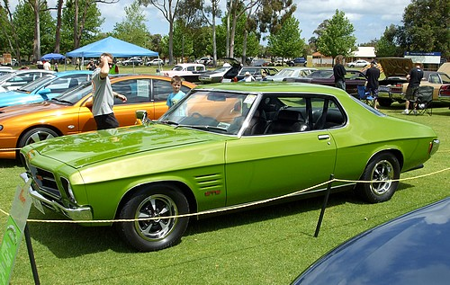 Holden HQ GTS 2 Door
