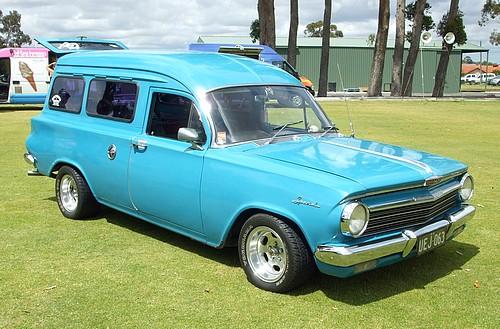 Holden EJ Panel Van