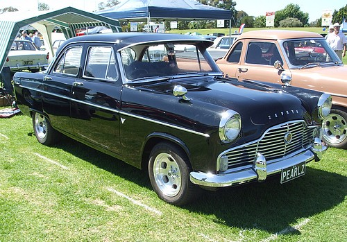 Black Zephyr Sedan
