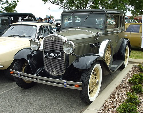 1931 Ford 'Vicky'