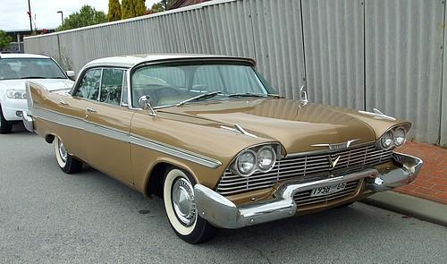 1958 Plymouth Belvedere 2 door hardtop