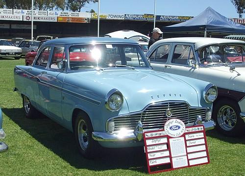1960 Ford Zephyr Mk II Lowline Sedan