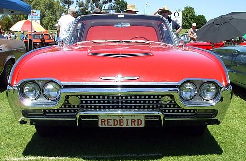 1962 Ford Thunderbird 'RedBird'