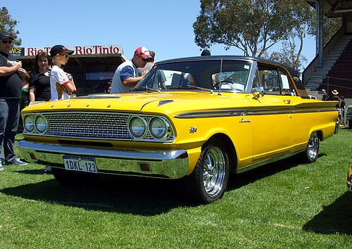 1963 Ford Fairlane Sports Coupe