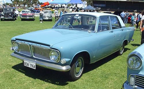 1964 Ford Zephyr 6