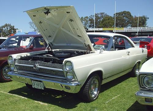 1967 Fairlane GT