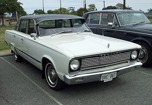 1967 VC Valiant V8
