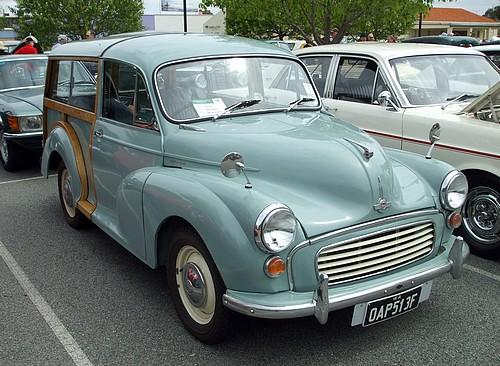 1968 Morris Traveller