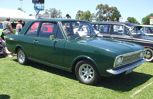 1969 Ford Cortina Mk II 2 door