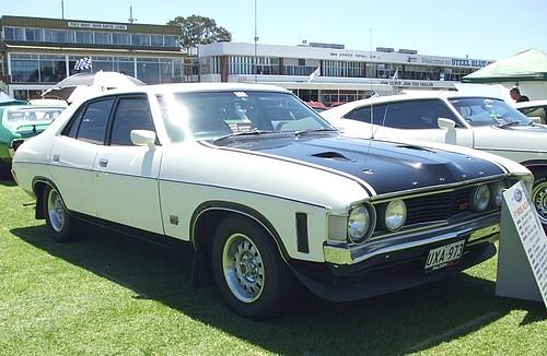 1973 Ford XA GT Sedan