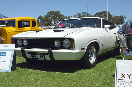 1977 Ford XC GS coupe