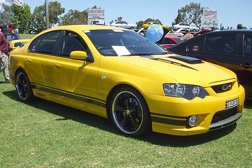 2005 BA Falcon GT