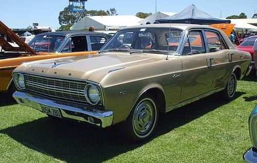 XR fairmont 6 cylinder