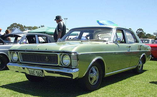 Ford XW Fairmont V8