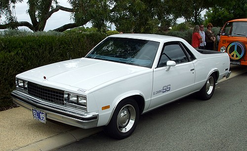 Chevrolet El Camino SS Ute