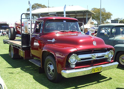 Ford F500 Truck