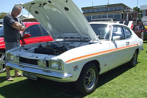 Ford Capri V6 Super Roo