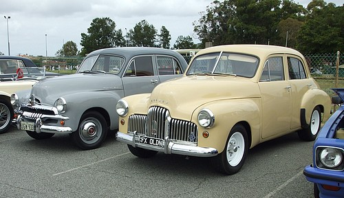 FX & FJ Holdens
