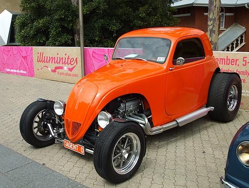 1937 FIAT Topolino Street Rod