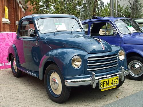 1946 FIAT Topolino