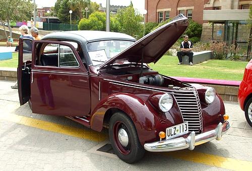 1949 FIAT 1500E