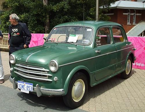 1953 FIAT Millicento 1100 103
