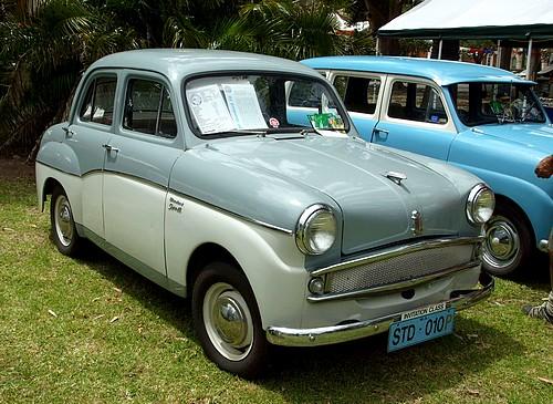 1958 Standard Super 10