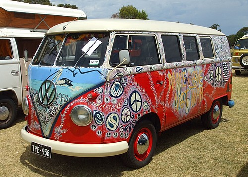 1963 VW Kombi Split Screen