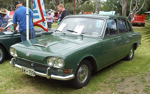 1964 Triumph 2000 Mk1