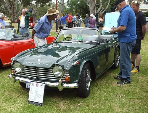 1965 Triumph 4A IRS