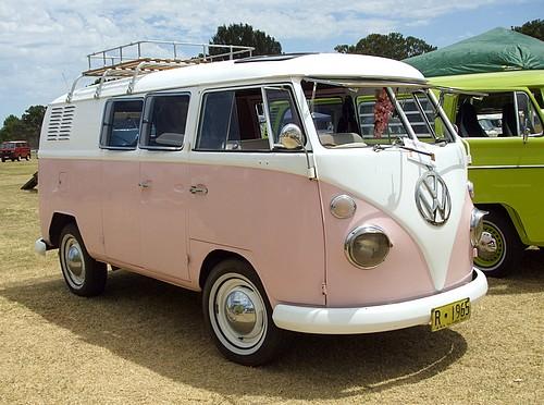 1966 VW Kombi