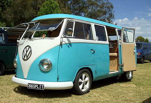 1966 VW Kombi Split Screen