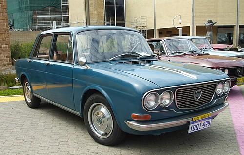 1967 Lancia Flavia Milleotto