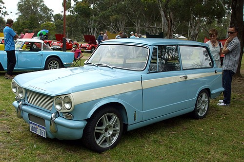 1969 Triumph Vitesse Estate