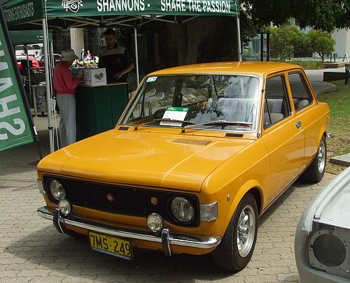 1970 FIAT 128
