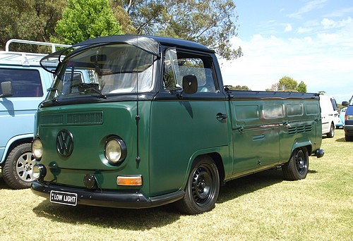 1971 VW Kombi Single Cab