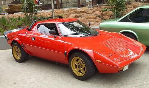 1971 Lancia Stratos