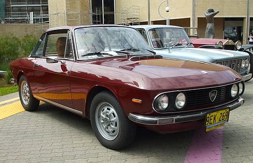 1972 Lancia Fulvia S3 Coupe
