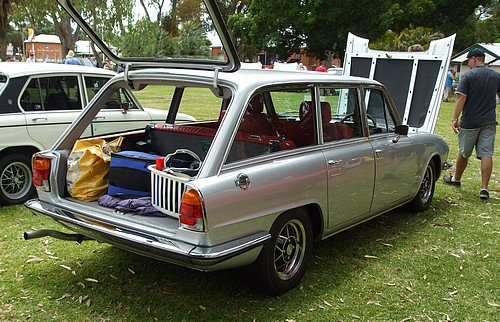 1972 Triumph 2500TC estate