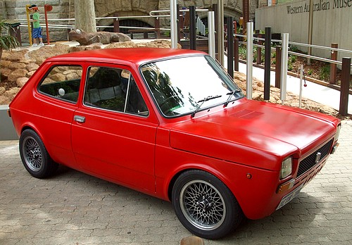 1975 FIAT 127