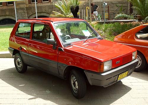 1982 FIAT Panda