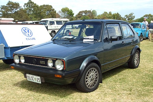 1983 VW Golf GTI Mark 1