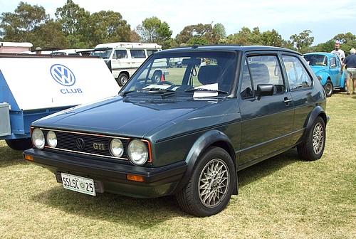 1983 VW Golf GTI Mark 1