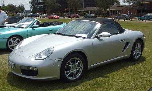 2007 Porsche 987 Boxster