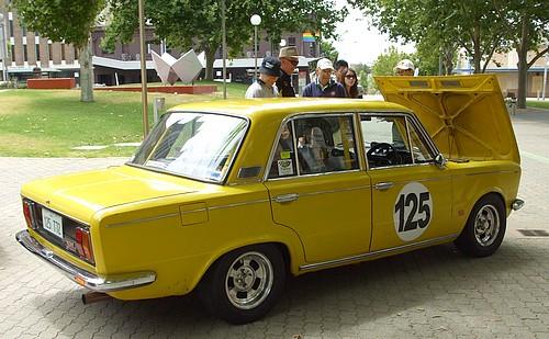 1972 FIAT 125T
